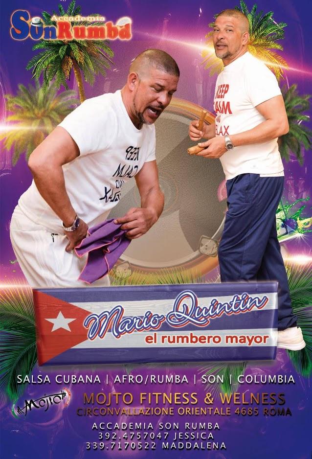 mario quintin corsi salsa rumba son bachata