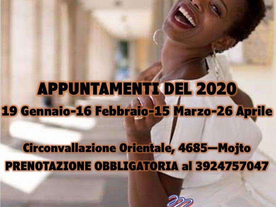 PORTAMENTO femminile DAYAMI 2020